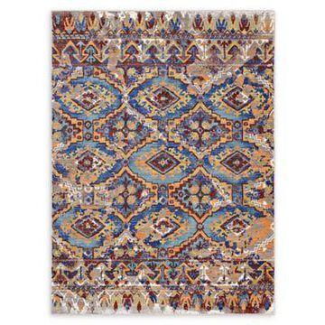 Modway Centehua Southwestern 8' x 10' Flat-Weave Multicolor Area Rug