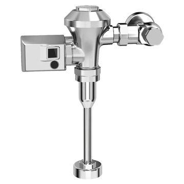 American Standard Ultima Sensor Operated Flush Valve Diaphragm Type 1.0 GPF in Polished Chrome | 6145SM101.002