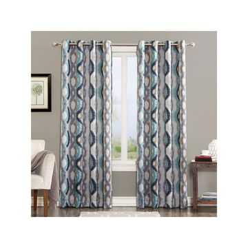 Sun Zero Andrus Grommet-Top Curtain Panel