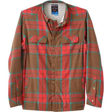KAVU Outbound Flannel Shirt - Men's