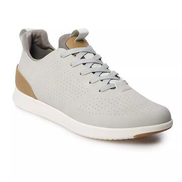 Sonoma Goods For Life Benton Men's Sneakers, Size: Medium (10.5), Med Grey