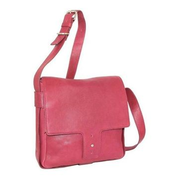 Nino Bossi Women's Carmen Crossbody Bag Fuchsia - US Women's One Size (Size None)