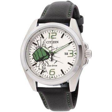Citizen The Hulk Quartz Movement Silver Dial Men's Watch AW1431-24W