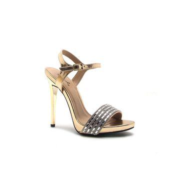 Qupid Qupid Womens Gladly-80 Heeled Sandals