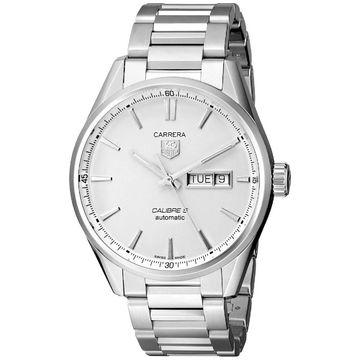 Tag Heuer Men's WAR201B.BA0723 'Carrera' Automatic Stainless Steel Watch