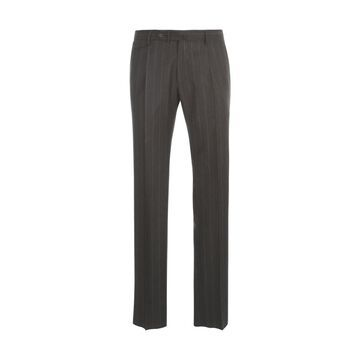 Tagliatore Flannel Wool Wide Pants One Pence