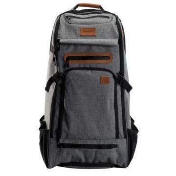 Franklin Sports Mlb Traveler Elite Equipment Baseball Bag