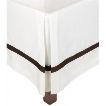 Superior 300 Thread Count Cotton Hotel Collection Bed Skirt