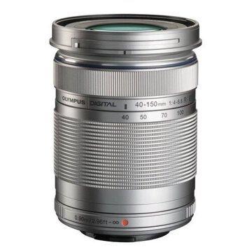 Olympus M.40-150MM F4.0-5.6 R Lens (Silver)