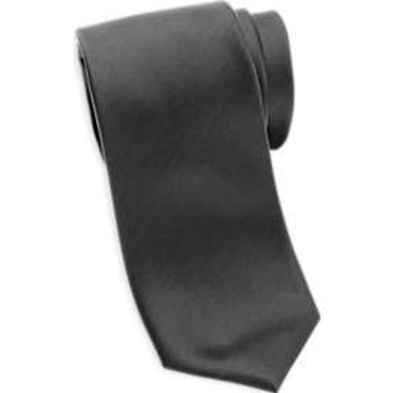 Egara Charcoal Skinny Tie