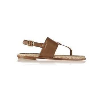 Paul Andrew Espa Leather Sandals