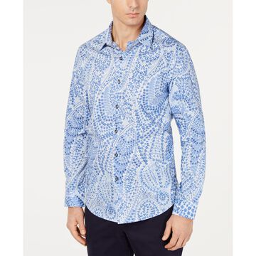 Men's Paisley Shirt, Created for Macy's