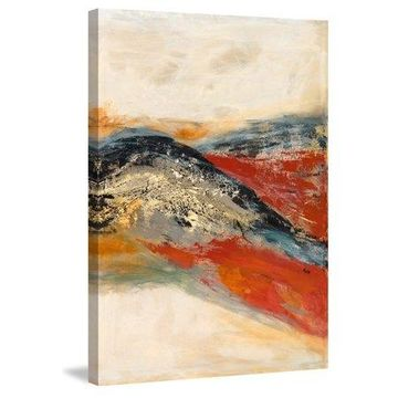 Marmont Hill Entwine II Painting on Wrapped Canvas