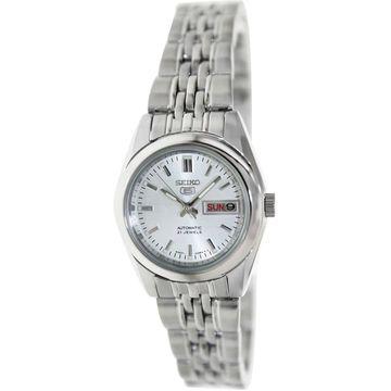 Seiko Women's Automatic Stainless Steel Watch (SYMA27K)