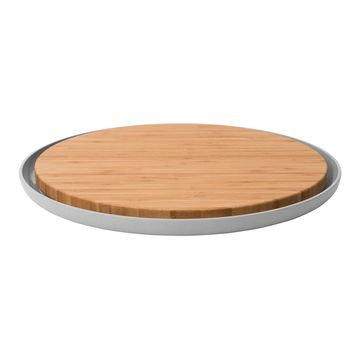 BergHOFF Leo Round Cutting Board with Plate