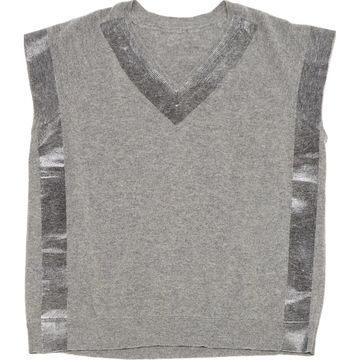 Sonia Rykiel Grey Cashmere Knitwear