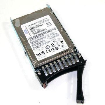 IBM SAS 16 MB Cache 600 GB 2.5-Inch Internal Hard Drive 49Y2003