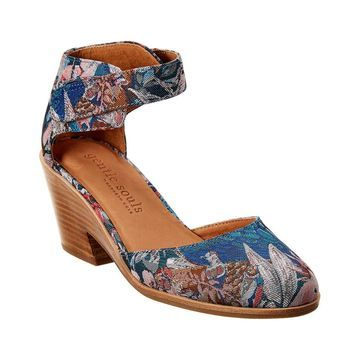 Gentle Souls By Kenneth Cole Blaise Wedge Pump