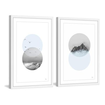 Marmont Hill - Handmade Interchangeable Diptych