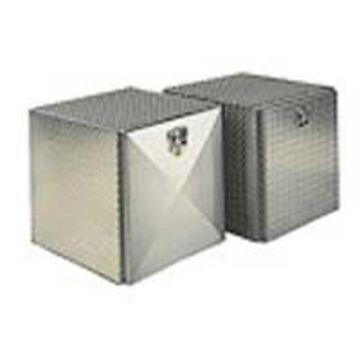 D3761 Dee Zee Truck Tool Box, aluminum tool box dee zee specialty diamond brite