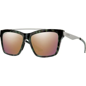 Smith The Runaround Chromapop Polarized Sunglasses - Women's
