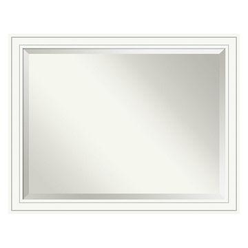 Amanti Art Craftsman Wall Mirror