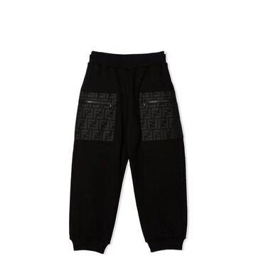 Fendi Sweatpants With Ff Print
