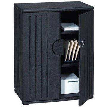 Iceberg Officeworks 2-Shelf Storage Cabinet