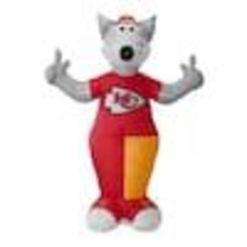 Boelter Brands Kansas City Chiefs 7-ft Inflatable