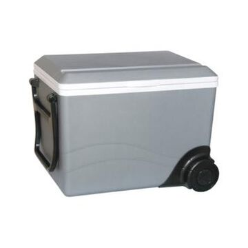 Koolatron Kool Wheeler W75 Thermoelectric Iceless 12V Cooler Warmer, 34L / 36 Quart Capacity, For Camping, Travel, Truck, Suv, Car, Boat, Rv, Trailer, Tailgating, Made in North America