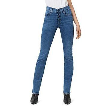 3x1 Poppy Straight-Leg Jeans in Caraway