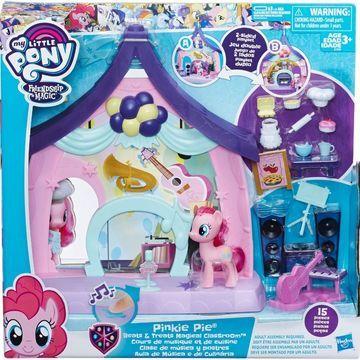 My Little Pony - Pinkie Pie Beats & Treats Magical Classroom Play Set