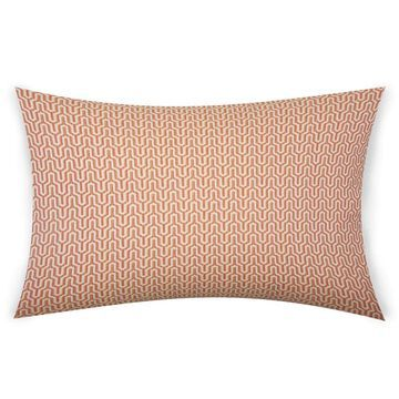 Braeden Lumbar Throw Pillow (12 x 18)