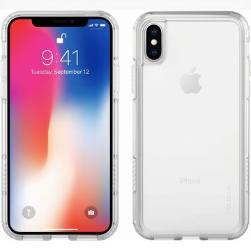 Pelican Adventurer Dual Layer Slim Protection Case for iPhone X - Clear