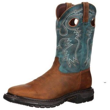 Rocky Western Boots Mens 11