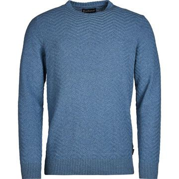 Barbour Herringbone Crew Sweater - Men's