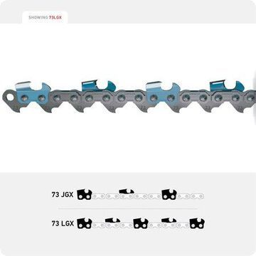 Oregon 73JGX100U PowerCut Saw Chain, 100ft Reel