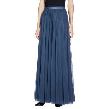 NEEDLE & THREAD Long skirt