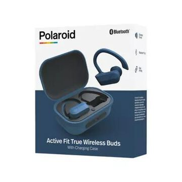 Polaroid Active Fit True Wireless Earbuds With Charging Case -