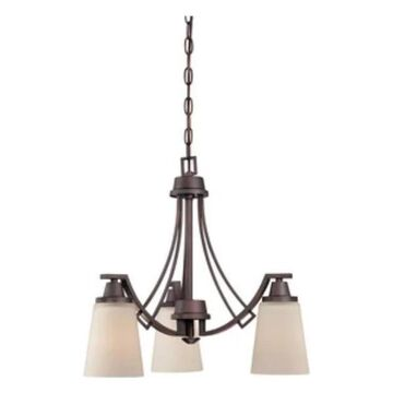 Thomas Lighting Wright - Three Light Chandelier