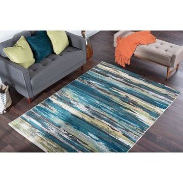 Bliss Rugs Cruso Contemporary Indoor Area Rug