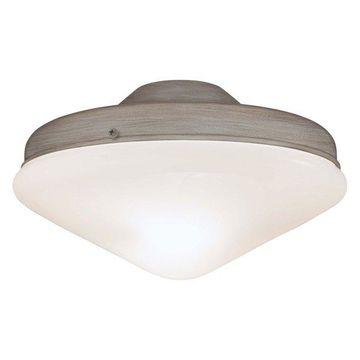 Minka Aire Universal Light Kits Two Light Fan Light Kit K9401-L-DRF