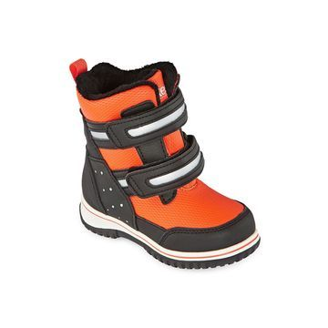 Totes Toddler Boys Jake Water Resistant Winter Boots