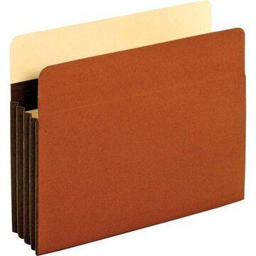 Pendaflex, PFXC1524EHD, Heavy-duty Accordion File Pockets, 25 / Box, Brown