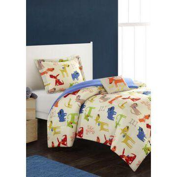 Chic Home Pet Land Comforter Set - -