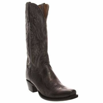 Mason Mad Dog Goat Leather Boots Brown