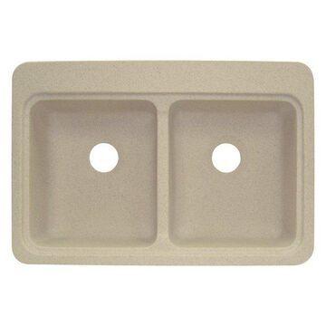 Transolid, Kitchen Sink, Matrix Khaki, 22