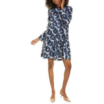 See By Chloe Eyelash Midi Dress
