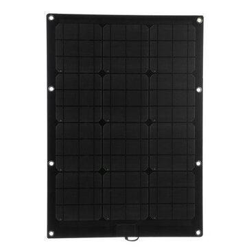Seachoice 14491 Semi-Flex Monocrystalline Solar Panel (Requires 14401 Controller Sold Separately)