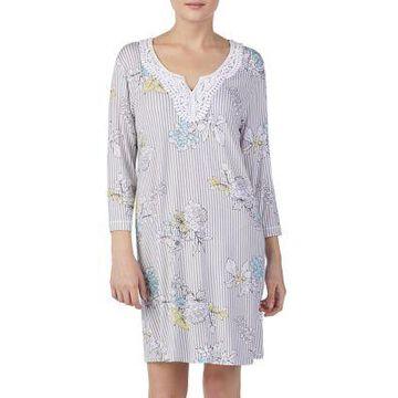 Floral Pajama Tunic